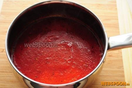 Остудить при комнатной температуре и вы можете добавлять его в блюдо или подавать отдельно в соуснике.