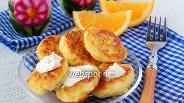 Фото рецепта Картофельные лепёшки с тыквой и апельсином