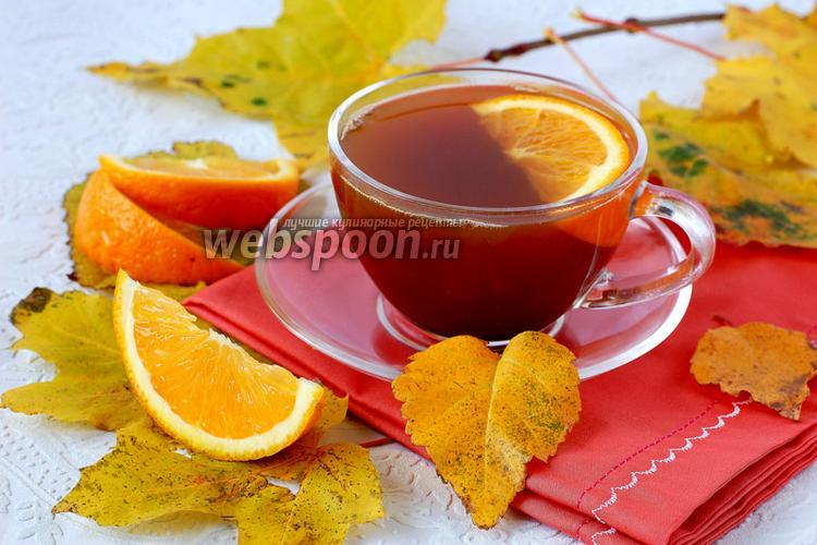 Фото Апельсиновый кофе