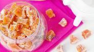 Фото рецепта Цукаты из тыквы