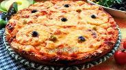 Фото рецепта Пицца Гавайская