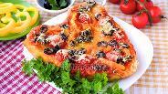 Фото рецепта Пицца Детская