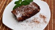 Фото рецепта Шоколадный пирог с вишнями