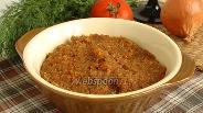 Фото рецепта Луково-томатный соус