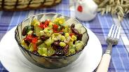 Фото рецепта Салат «Мазурка»