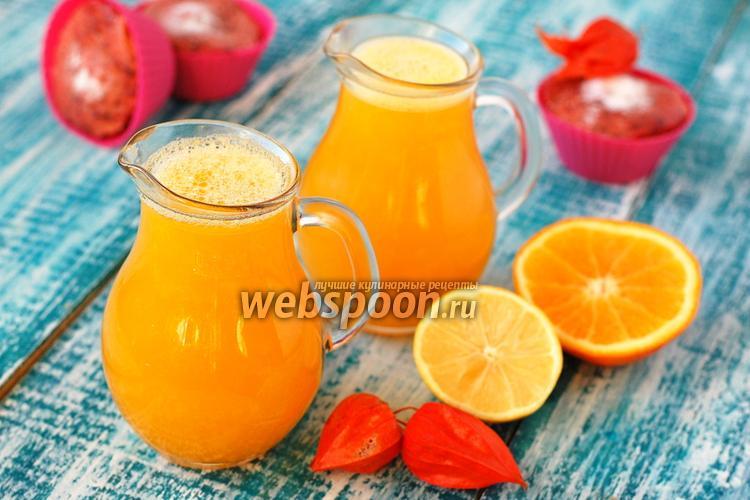 Фото Напиток из тыквы
