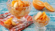 Фото рецепта Джем из яблок и тыквы