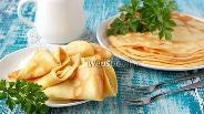 Фото рецепта Сырные блины