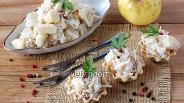 Фото рецепта Салат из сельдерея и яблок