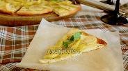 Фото рецепта Пицца с картофелем и розмарином