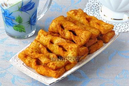 Хворост картофельный