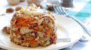 Фото рецепта Сытный куриный салат