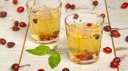 Фото рецепта Компот из сухофруктов и клюквы