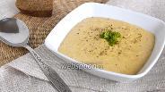Фото рецепта Суп-пюре «Белая ночь»