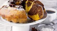 Фото рецепта Тыквенно-шоколадный кекс