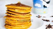 Фото рецепта Тыквенные оладушки