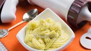 Фото рецепта Заварной крем с календулой