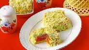 Фото рецепта Солёные пирожные «Праздничные»
