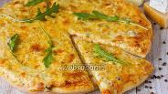 Фото рецепта Пицца «Пять сыров»