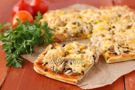 Пицца «Викинг»