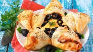Фото рецепта Пицца «Звезда»
