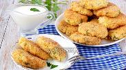 Фото рецепта Пшённые биточки с сыром