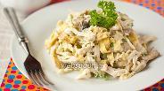 Фото рецепта Салат «Рваная курица»