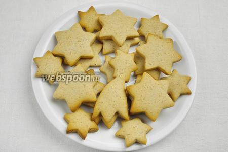 Печенье подавать на десерт к чаю. Хранить печенье в закрытых контейнерах.