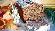 Фото рецепта Каштановый кекс