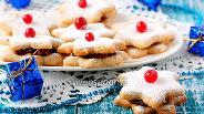 Фото рецепта Орехово-арахисовое печенье