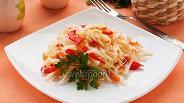 Фото рецепта Маринованная капуста «Провансаль»
