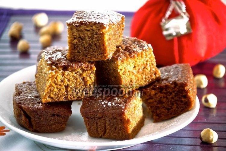Фото Имбирный пирог