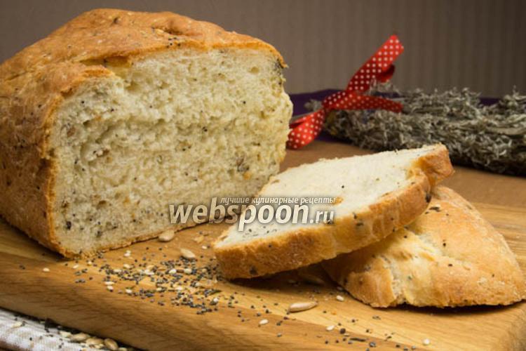 Фото Хлеб домашний