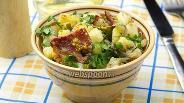 Фото рецепта Картофельный салат с беконом