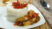 Фото рецепта Курица по-тайски