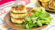 Фото рецепта Овощные котлеты из картофеля и шампиньонов