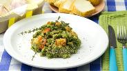 Фото рецепта Салат из зелёной фасоли