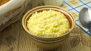 Фото рецепта Кукурузная каша с пшеном