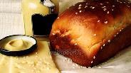 Фото рецепта Хлеб с дижонской горчицей и прованскими травами