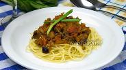 Фото рецепта Паста с овощами