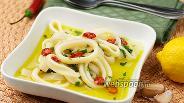 Фото рецепта Маринованные кальмары