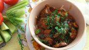 Фото рецепта Мясо в кисло-сладком соусе