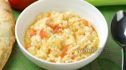 Фото рецепта Рис с помидорами и сельдереем