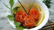 Фото рецепта Сухой посол лосося