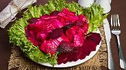 Фото рецепта Капуста маринованная со свёклой