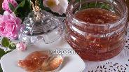 Фото рецепта Варенье из лепестков чайной розы