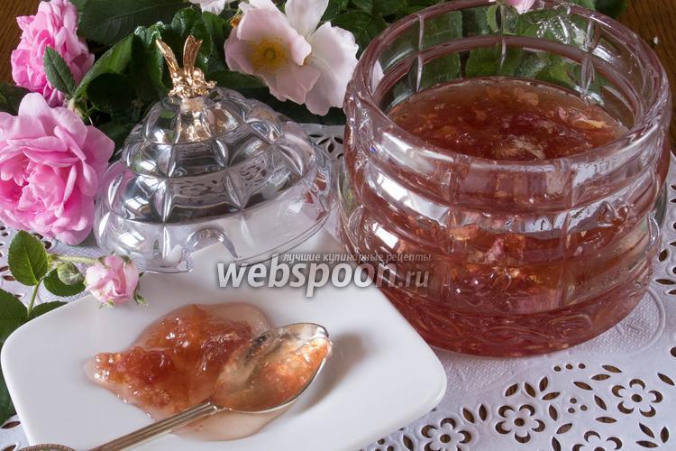 рецепты варенья из лепестков чайной розы