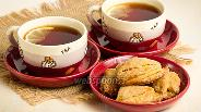 Фото рецепта Печенье «Творожные уголки»