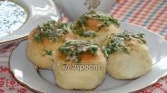Фото рецепта Пампушки с чесноком