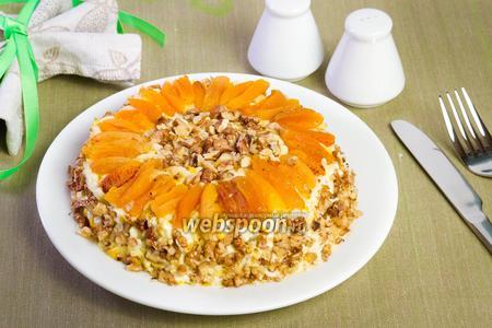 Фото 2 Рецепты салатов на Новый год